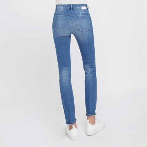 Jeans morning glory blue hinten