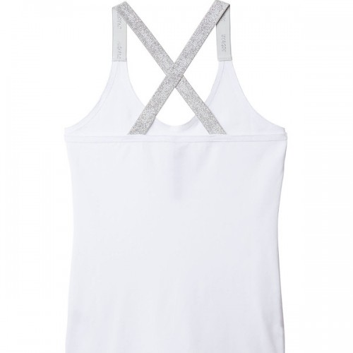 yoga cross- over white hinten